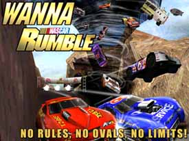 NASCAR Rumble for the PlayStation: